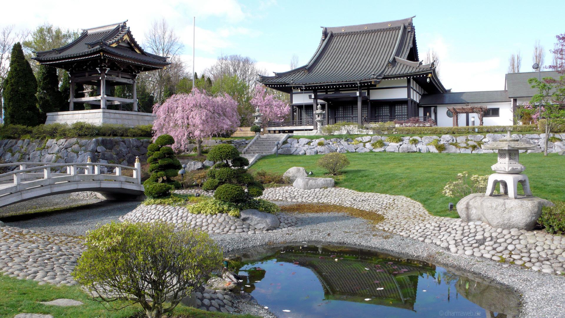 Http snug for Japanischer garten pool