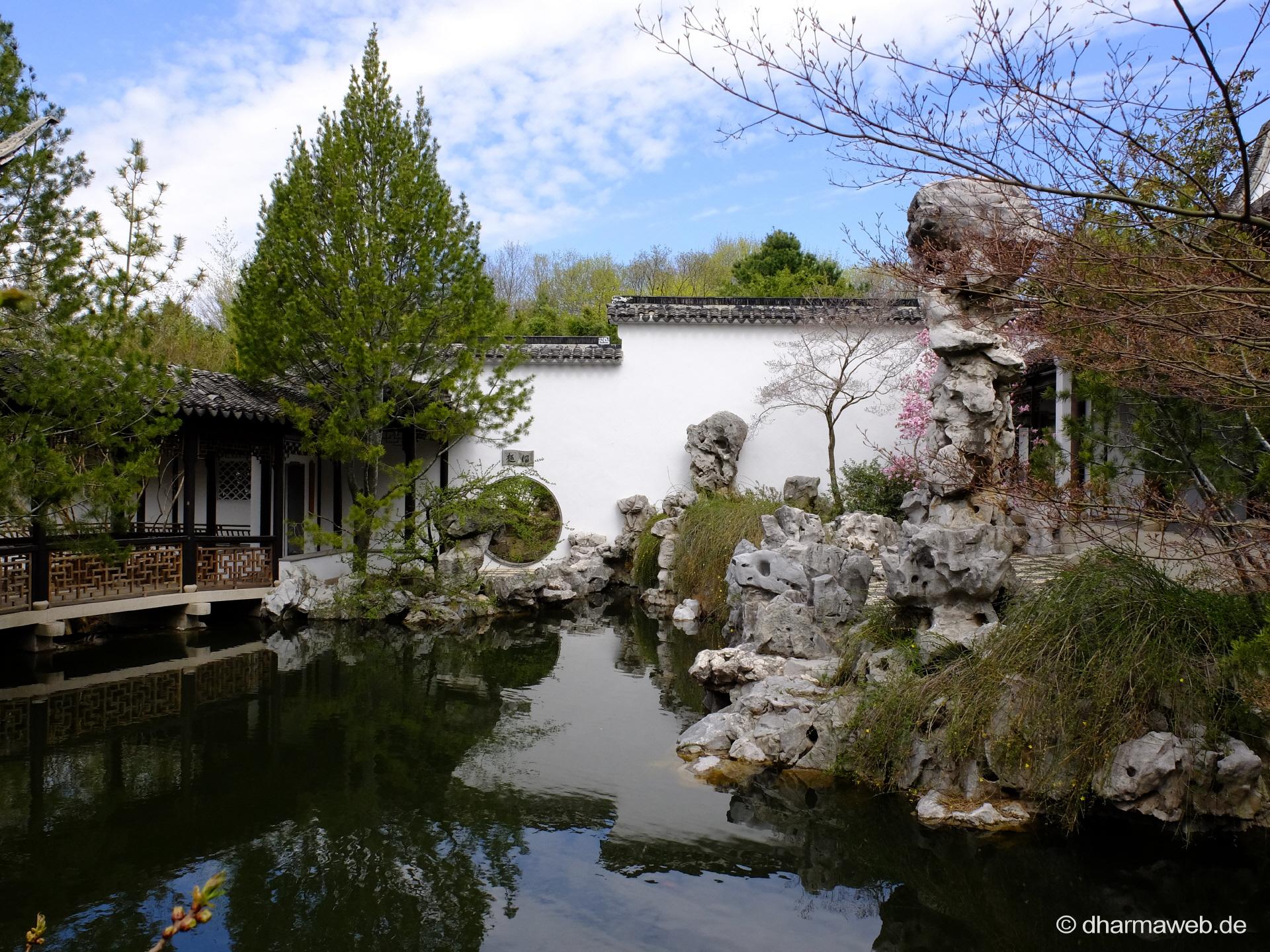 Http snug for New york chinese scholar s garden